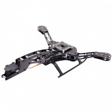 Y3 Carbon Fiber Tricopter Frame. Three-axis Multicopter, VERTICAL Hobby