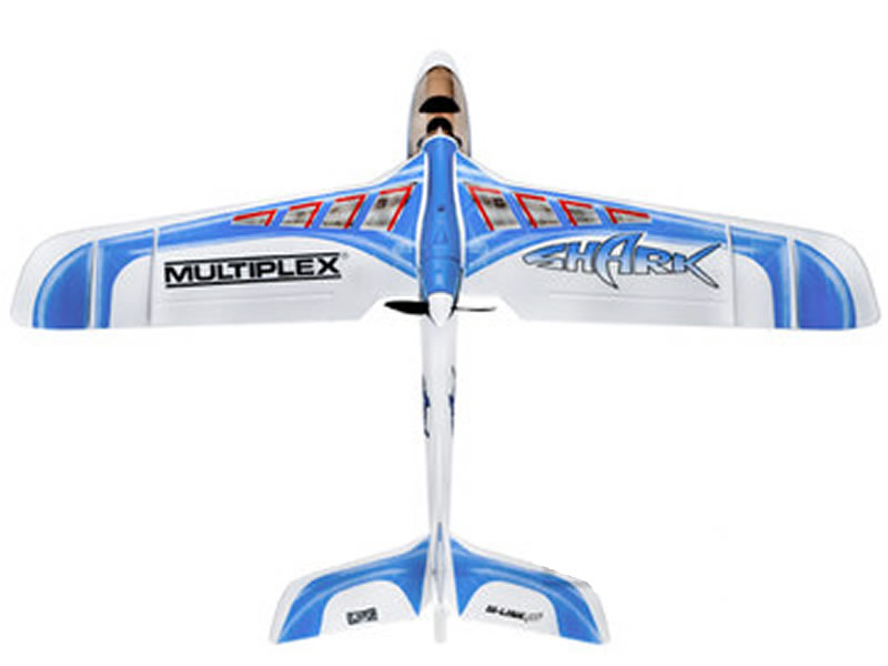 Multiplex Shark RR, VERTICAL Hobby