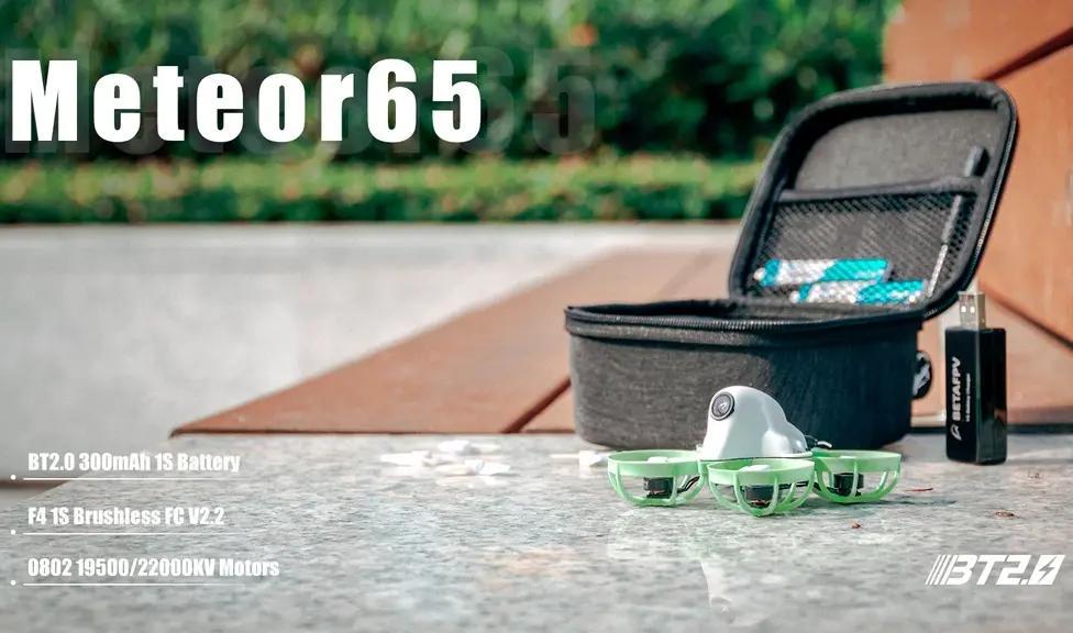 Meteor65 acro betafpv