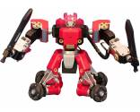 Walkera Pamkuu battle robot, red
