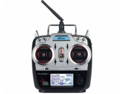 Hitec Flash 8 2,4Ghz AFHSS with optima 9 receiver