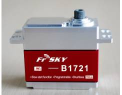Digital 72g Metal Gear brushless HV Servo, SBUS, FrSky B1721