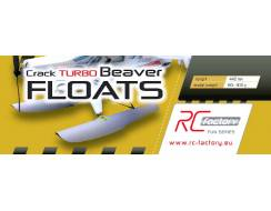 Float set for Crack Turbo Beaver