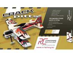 Crack Pitts EPP kit Black/Red