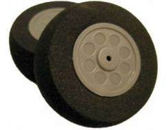 Light wheels 30 mm, 2 pcs