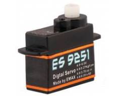 Digital 02,5 g servo ES9251, JR connector