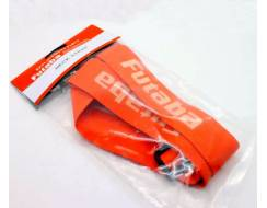 Futaba neck strap, orange