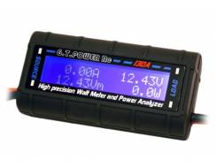 GT Power 130A Watt Meter and Power Analyzer