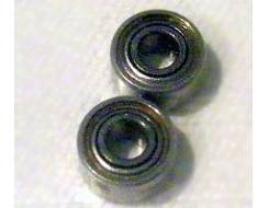 Ball bearing set 2.3x5x2.5mm