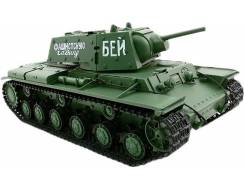 1:16 Scale Russian KV-1 tank 2,4Hhz with smoke, sound and bb gun