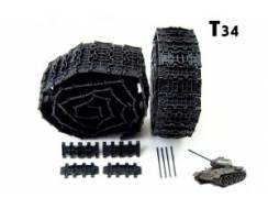 Metal Tracks for T-34