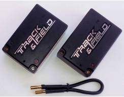 5800mAh Saddle pack 75C/6C 2S3P 7.4V