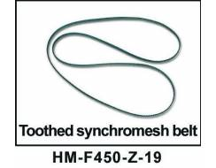 Toothed Synchromesh Belt