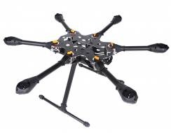 X-CAM KongCopter FH800 Folding Hexacopter Frame KIT