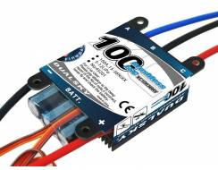 DualSky 100 A ESC 2-12s, High Voltage, V2