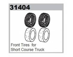Front Tires for Short Course Truck