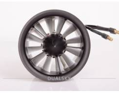 DualSky mStorm 90mm all metal Ducted Fan