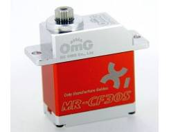 Digital 18g servo, metal gear, H1-MR-CF30S