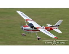Sonic Modell Cessna 182 advanced trainer EPO, RTF 2,4Ghz 6 ch