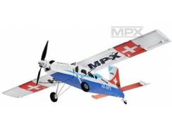 Multiplex Pilatus PC 6 RR, RED
