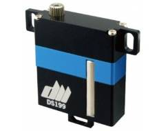 Digital 25 g DS199, coreless thin HV metal gear Wing Servo
