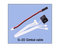 G2D Gimbal Cable, Tali H500 / Scout X4