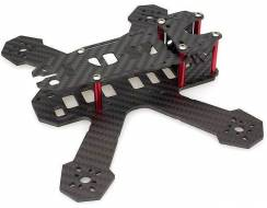 Nighthawk HX170, 170mm All Carbon Fiber Quadcopter Kit 3mm