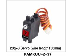 20g-3 servo(wire length150mm)