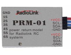 Radiolink Battery voltage telemetry sensor