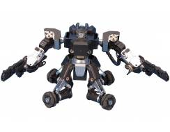 Walkera Pamkuu battle robot, black