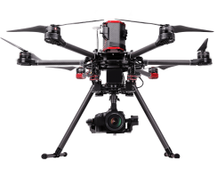 Walkera QR X900 FPV RTF, F12E, Gimbal and parachute