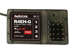 Radiolink R4EH-G 4-CH 2.4G FHSS Receiver For Car