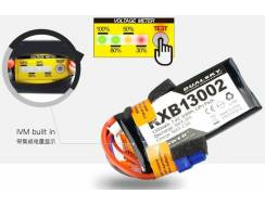 DualSky 1300mAh 7,4V 20C Lipo pack for receiver