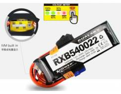 DualSky 5400mAh 7,4V 20C Lipo pack for receiver