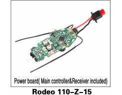 Power board (main controller&receiver included)