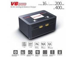 G.T.Power V6 Duo, 16A AC/DC Smart Charger