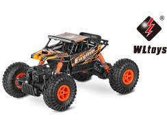 1:18 4WD Rock Climber, 2,4Ghz RTR
