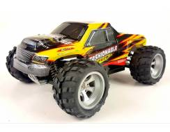 1:18 4WD Scale Electric Monster Truck, 2,4Ghz RTR