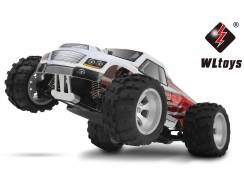 1:18 4WD Scale Electric Truck 70kmh, 2,4Ghz RTR
