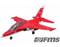FMS 70MM Yak 130 High Performance RED PNP