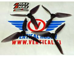 EMAX AVAN-R 5 inch 3-blade Prop Set-2CW and 2CCW black