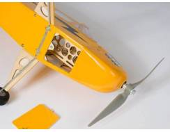 Piper J-3 10e COWL Yellow