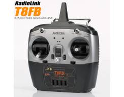 Radiolink T8FB with 8ch R8EF receiver