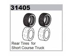 Rear Tires for Short Course Truck