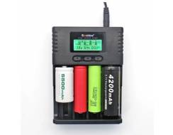 Smart Charger for Li-ion LiIFePO4 NiMH. 220V + Car charger
