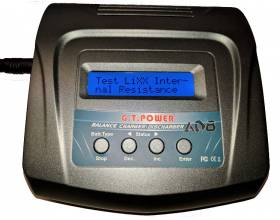 G.T.Power AD8 Multifunction Dual Power charger, 80W1