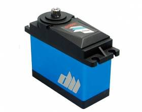 Digital 202 g DS9650, HV metal gear high torque 50kg Servo1