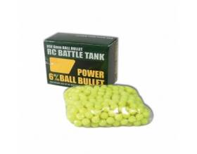 Box of ball bullets for 1:16 tanks (approx. 200 pcs)1