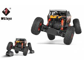 1:18 4WD Rock Climber, 2,4Ghz RTR1