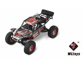 1:10 4WD Rock Climber, 2,4Ghz RTR2